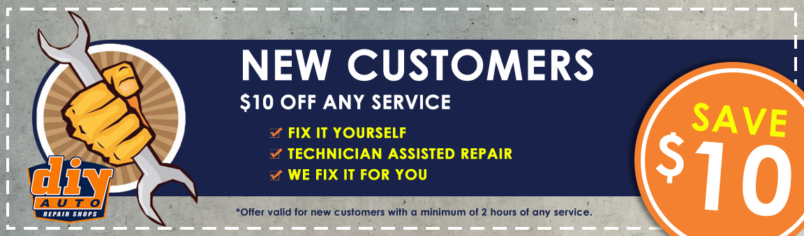 diy auto repair shops equipped self service garage bays auto mechanic flat rate guide Do It Yourself Auto Repair