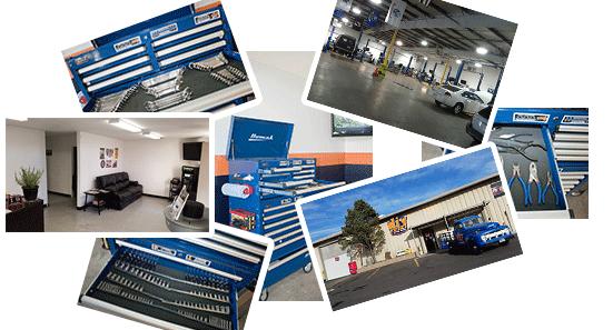 Diy auto repair shops equipped self service garage bays auto repair photos solutioingenieria Images